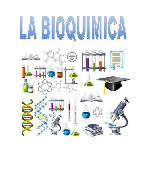 la bioquimica