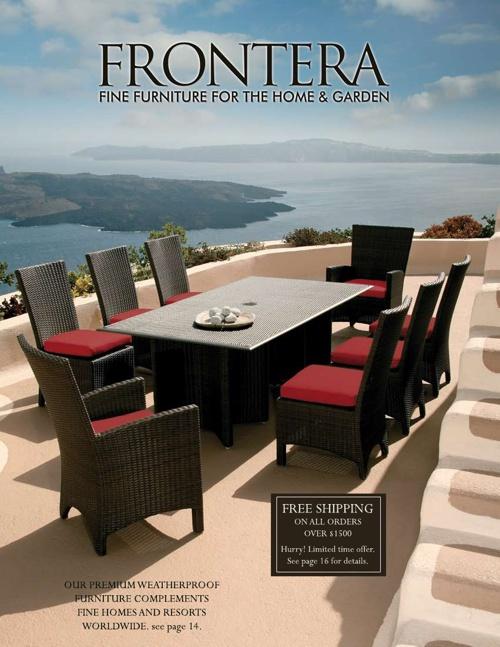 Frontera 2012 Catalog