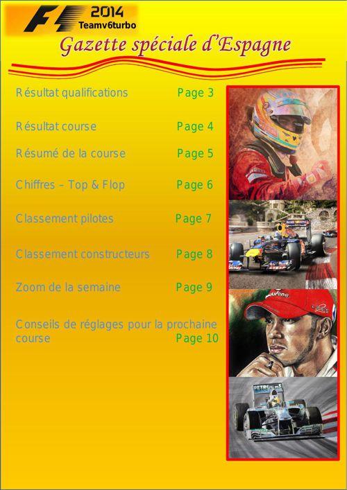 Gazette Espagne P2