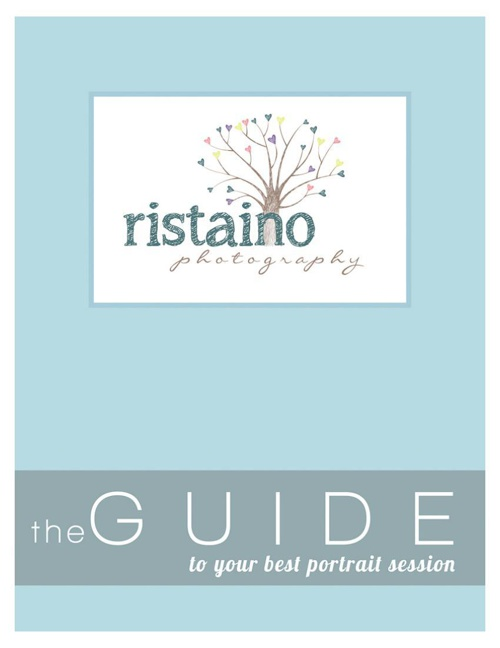 Ristaino Photography Session Guide