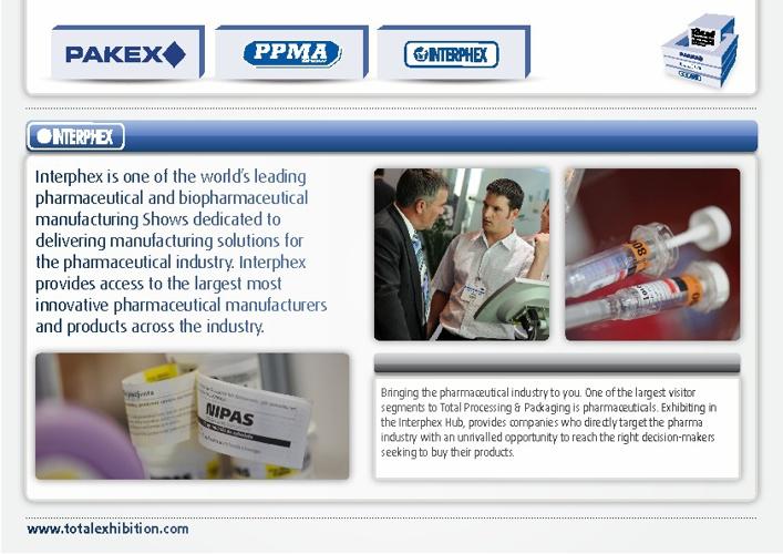 Interphex Brochure