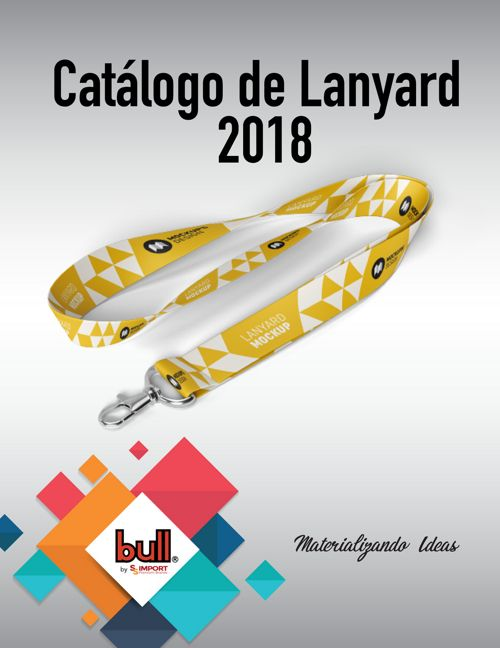 Catálogo Bull - Lanyard 2018