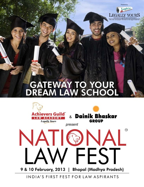 National Law Fest 2013
