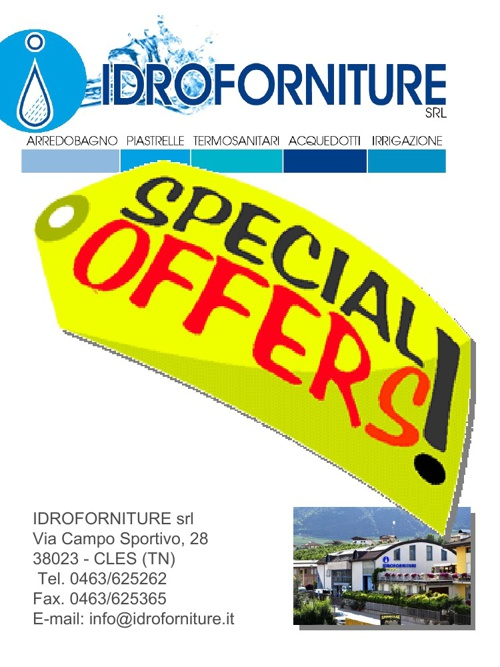 Special Offer 02-2013