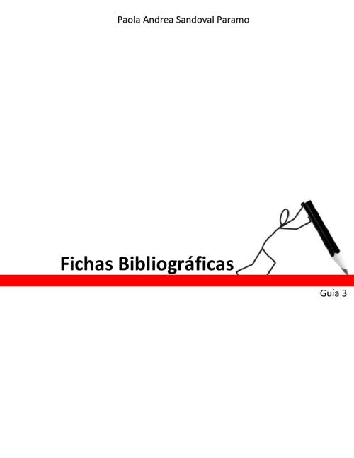 Fichas Bibliográficas No 3