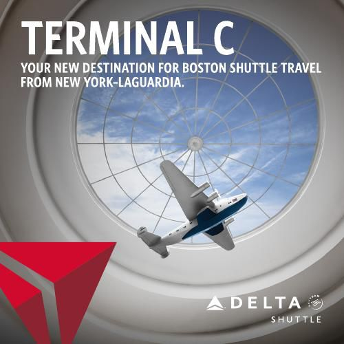 Delta Boston Shuttle