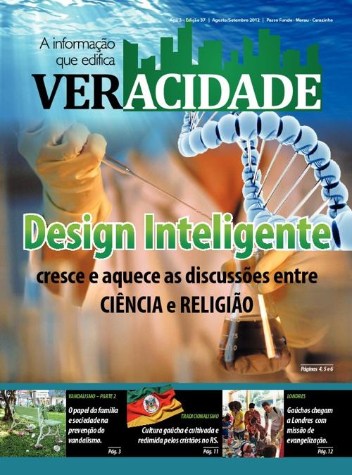 Revista Veracidade de Agosto 2012