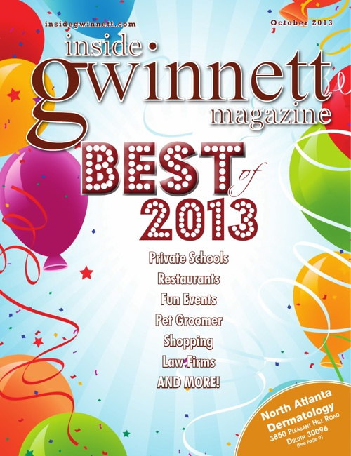 2013 Best of Gwinnett Schools