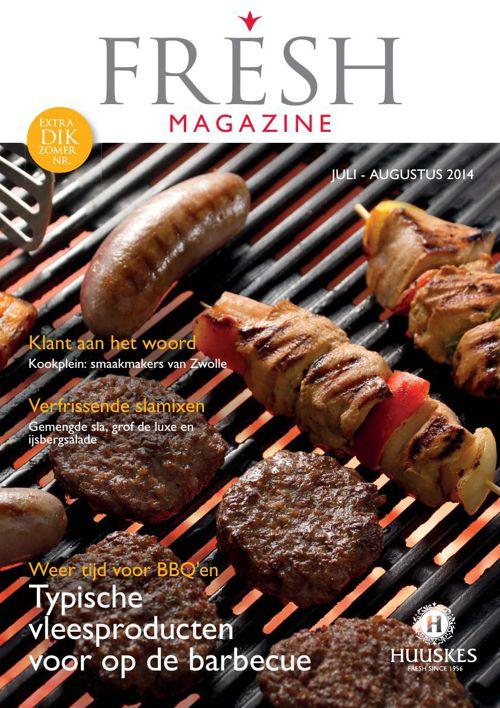 Fresh Magazine juli-augustus 2014