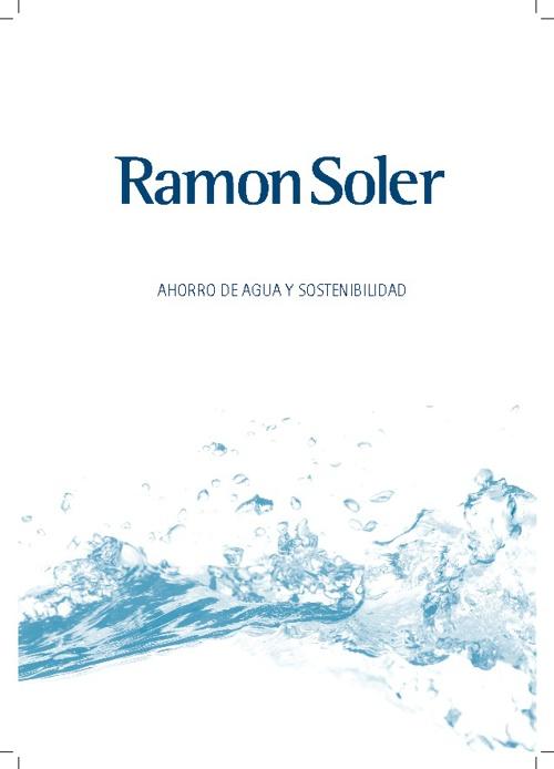 Catálogo Ahorro de Agua y Sostenibilidad