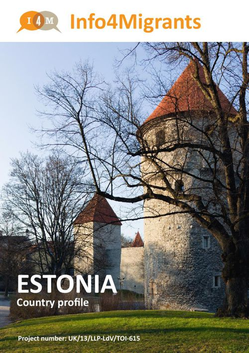 Country profile ESTONIA Learnmera English