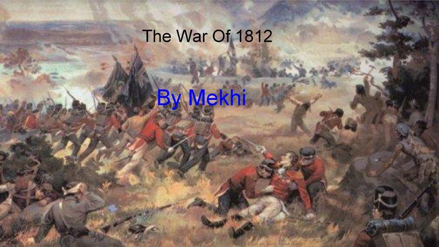 slides bringing history to life - Mekhi Ascari