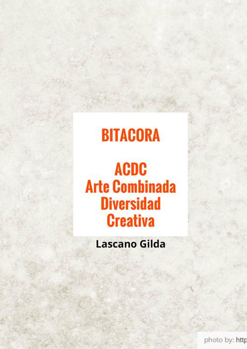 ACDC   ARTES COMBINADA  Lascano Gilda