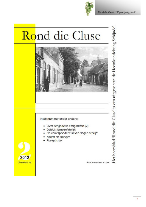 Copy of Rond die Cluse