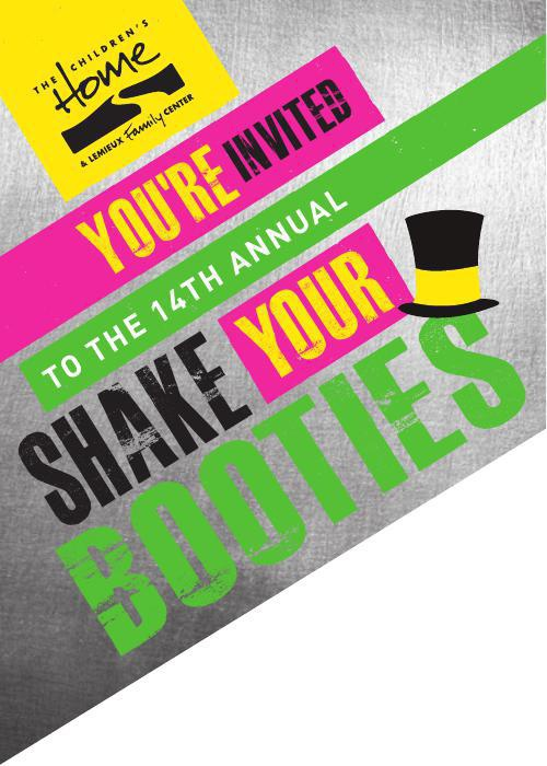 Hats Off! Shake Your Booties 2015