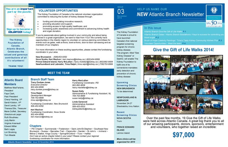 Atlantic News - 2014 - Issue 3