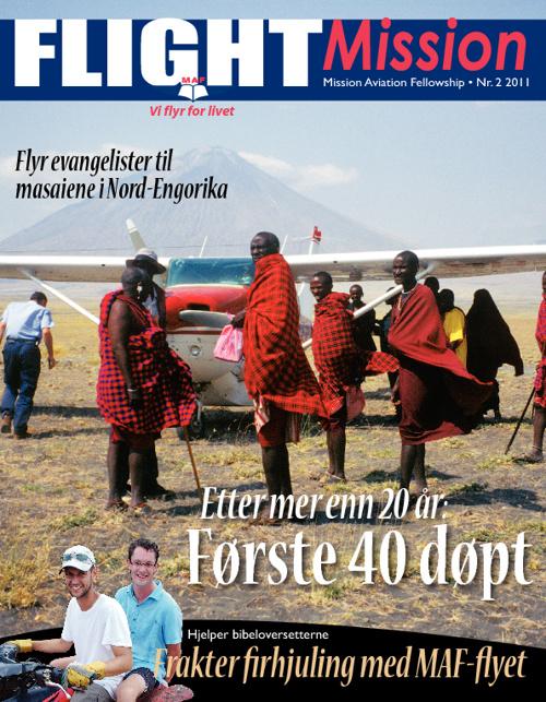 Flight Mission nr 2 - 2011