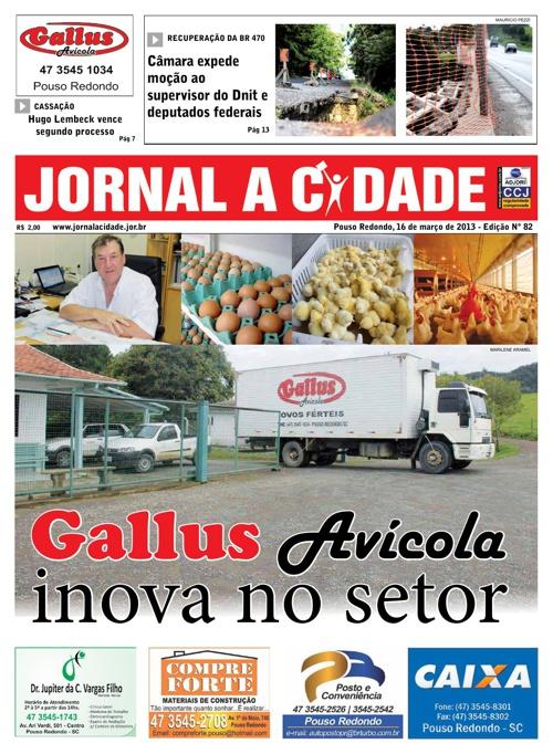 Jornal a Cidade - Edição 82
