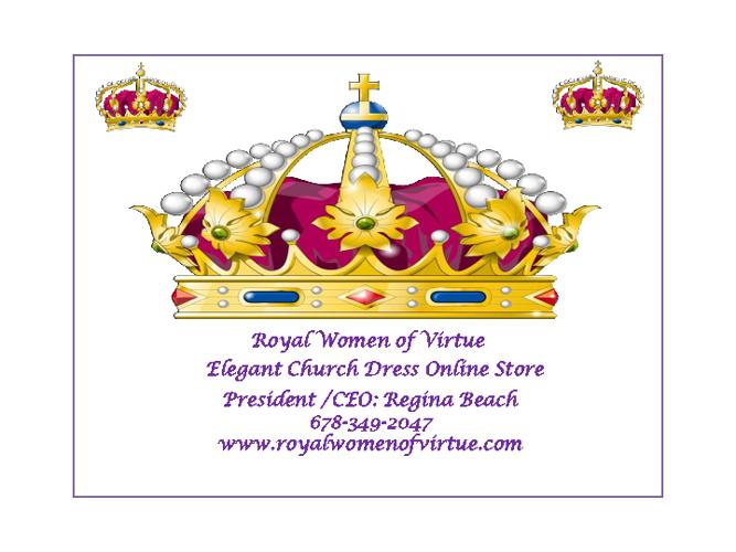 ROYAL WOMEN OF VIRTUE