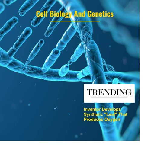 Cell and Genetics Magazineee