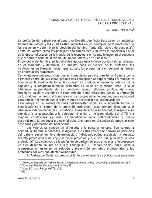 valores pdf