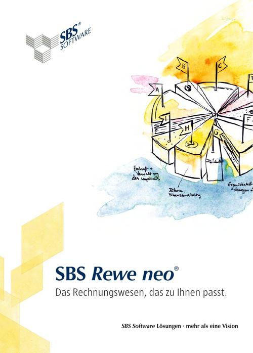 S/ Broschüre . SBS Rewe neo ®