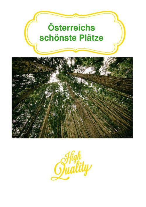 Österreichs schönste Plätze