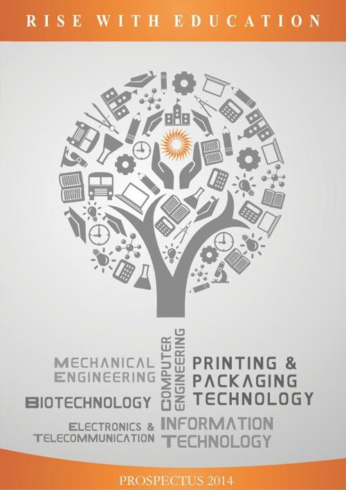 brochure design 14 flip 1
