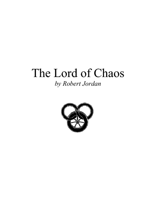 6. The Lord of Chaos