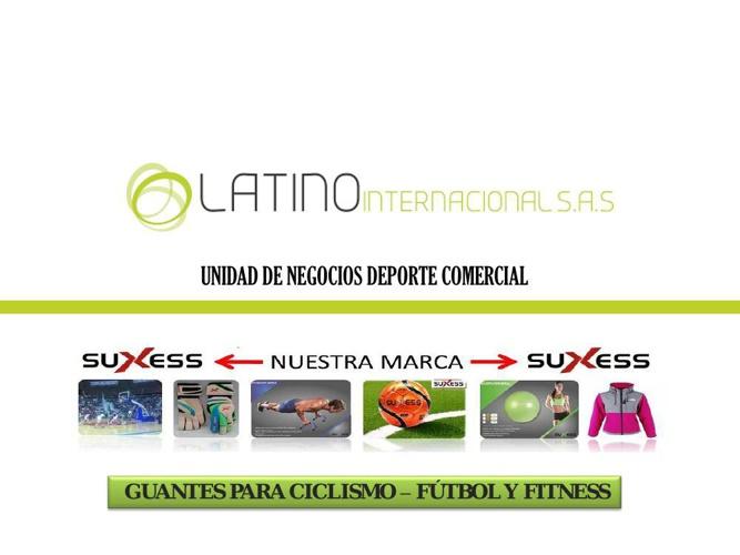 CATALOGO GUANTES  SUXESS