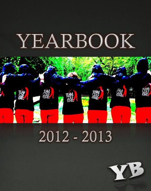 Yearbook 2012-2013