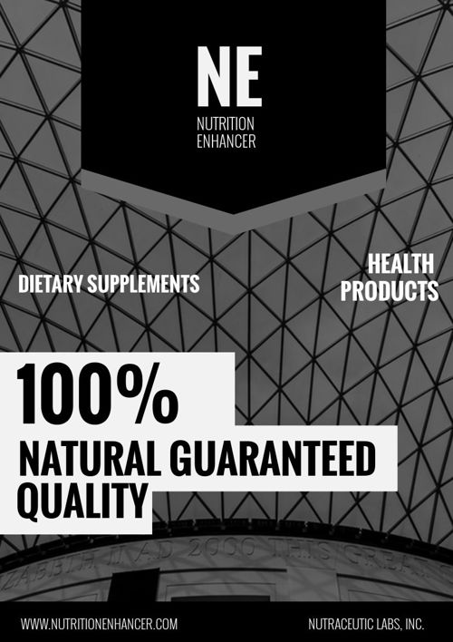 NUTRACEUTIC LABS NUTRITION ENHANCER