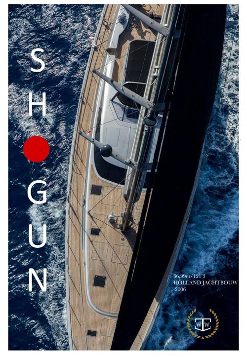SHOGUN 36.99m Holland Jachtbouw 2006