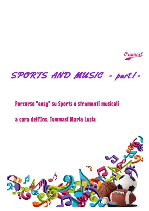 SPORTS AND MUSIC- PART I