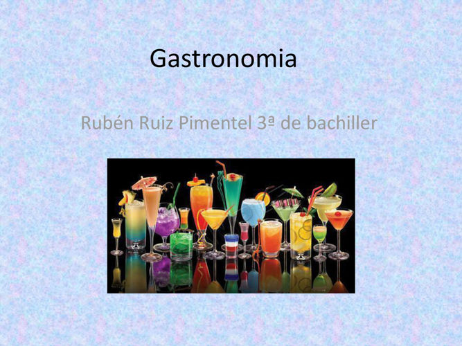 Gastronomia coteleria