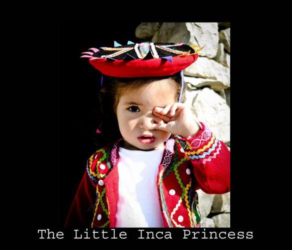 The Little Inca Princess
