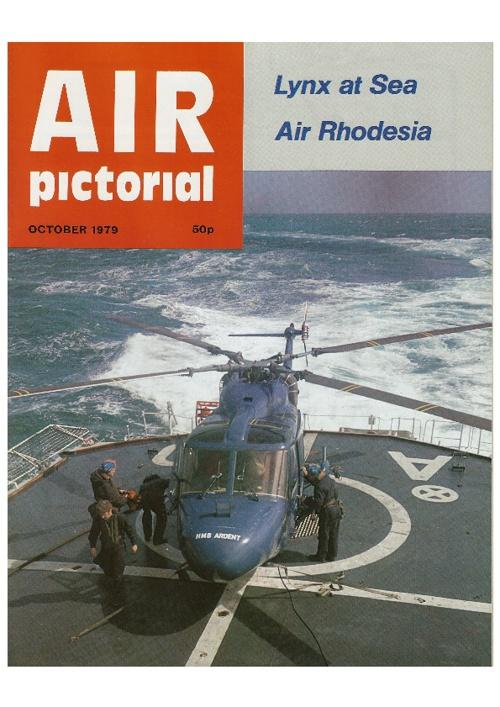 HMS Ardent Lynx 1979