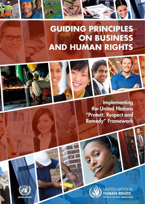 Guiding Principles Business and Human Rights