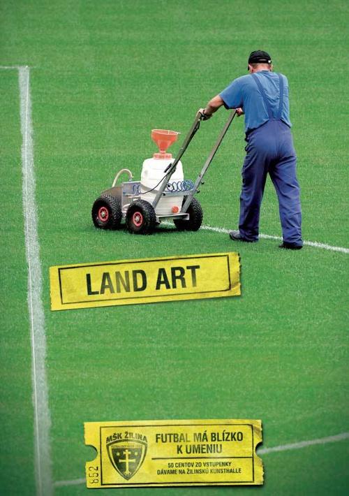 Futbal je umenie