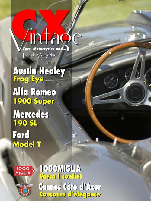 CX Vintage N. 1