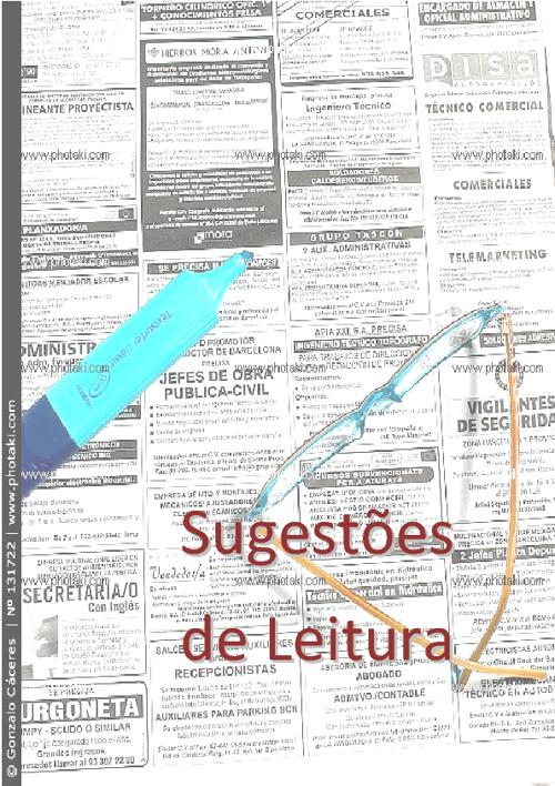 Sugestões de Leitura