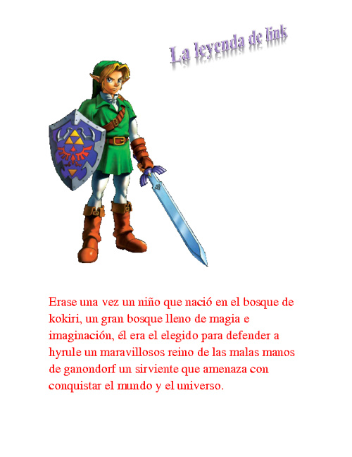 La leyenda de Link