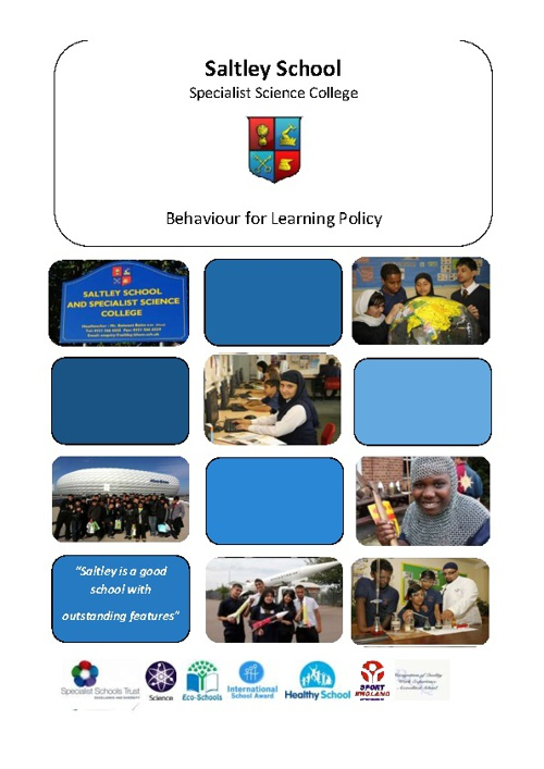 behaviour for Learning Policy