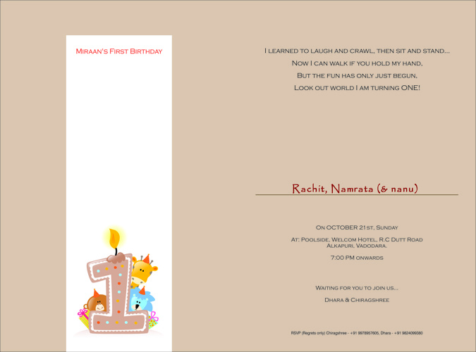 Rachit & Namrata