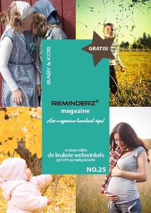 Reminderz Baby & Kids oktober 2012