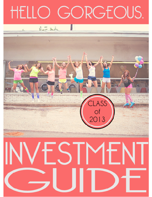 Kayla Denniston Photography | 2013 Senior Investment Guide