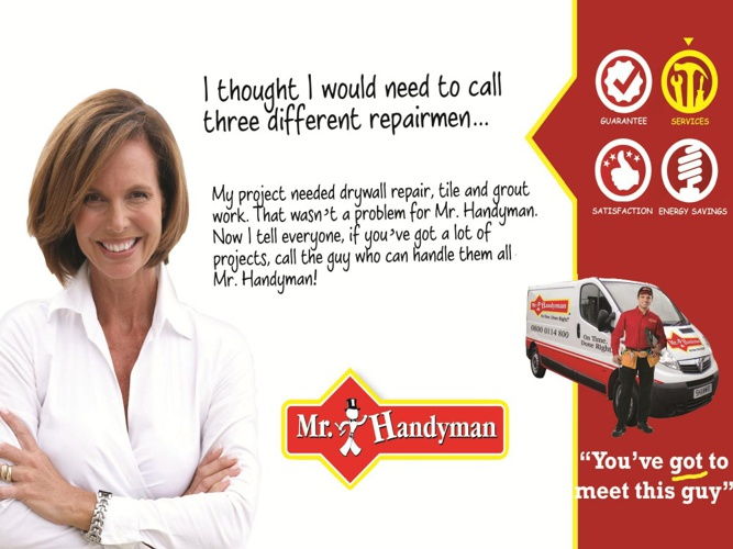 Home Storage Solutions - Mr Handyman East Surrey
