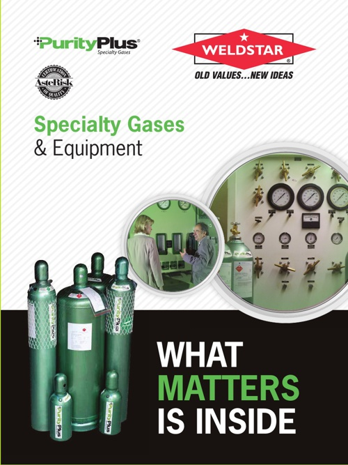 Weldstar Specialty Gas Brochure