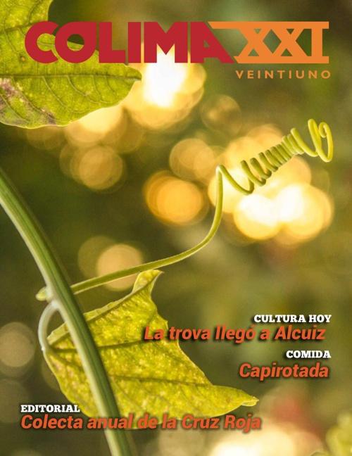 Número de ABRIL de Revista Colima XXI -