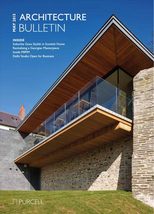Architecture Bulletin - May 2015